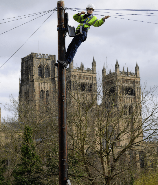First Phase of Digital Durham crosses the Fibre Broadband finishing fine as second phase moves up a Gear