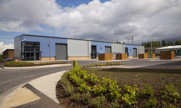£2m speculative Trade Park development reaches completion on Team Valley