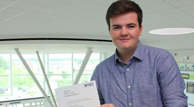 Student who travelled 92 miles a day to college secures triple distinctions