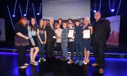 County Durham entrepreneurs are Future Business Magnates winners