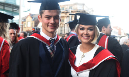 Summer graduation for thousands of Teesside graduates