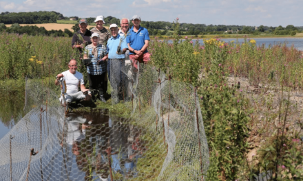 Grant Helps make a Difference at Nature Reserve