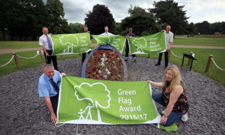 Ten County Durham sites land Green Flags