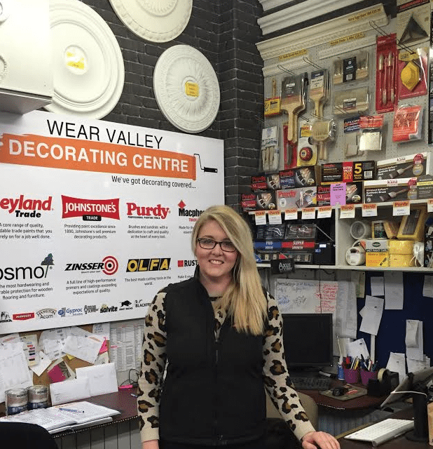 Local Decorating Expert Turned TV Star