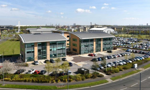 33,000 sq ft Teesside office investment goes up for sale