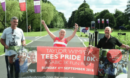 Jackie Aims for 10K Start Line Despite Cancer Battle