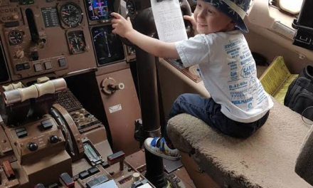 The Storyline Continues as Kian flies to America to Start his Treatment