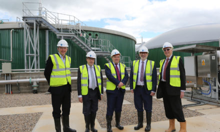 £18M green energy plant to open in North Yorkshire