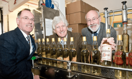 Lindisfarne Mead scoops silver medal in USA