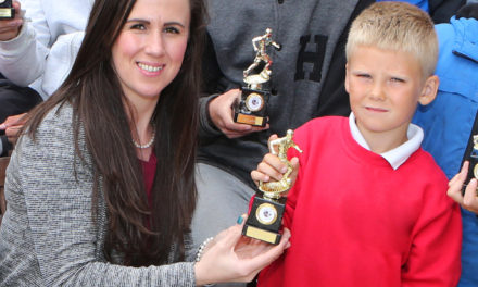 Soccer school scores with youngsters