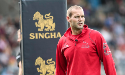 Newcastle Falcons ready to embrace the Singha 7s pressure