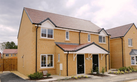 New Cestria homes in Bowburn