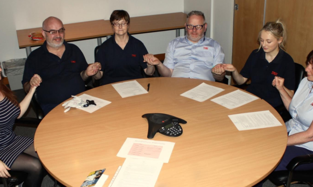 ZF TRW's Peterlee Plant Promotes Employee Wellbeing