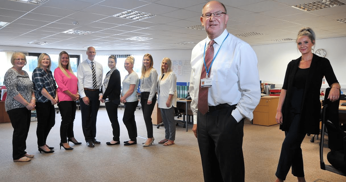 Training Company expands to the BIC