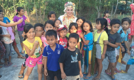 Former students on mission to help Bali school