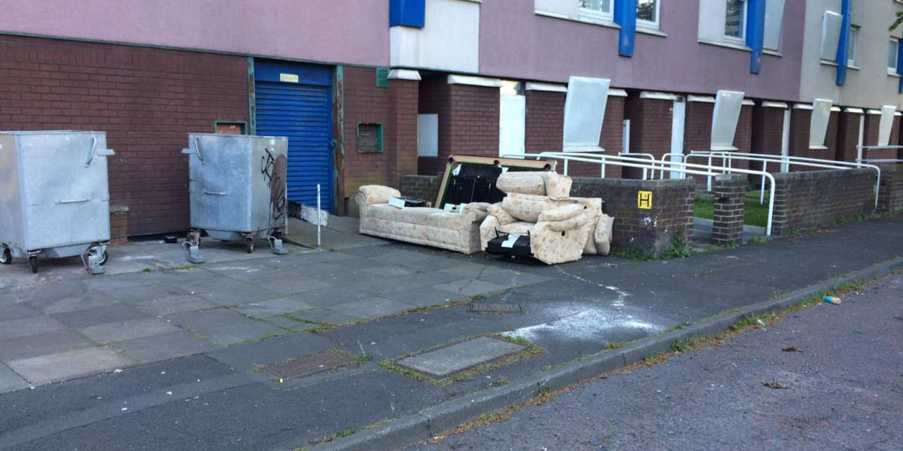 New powers being used to punish fly-tippers