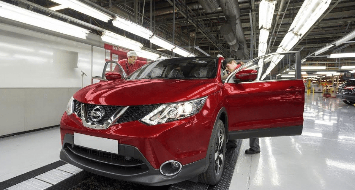 Why Nissan came to Sunderland