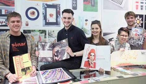 Northumbria University, Newcastle, wins a third of the awards at D&AD New Blood