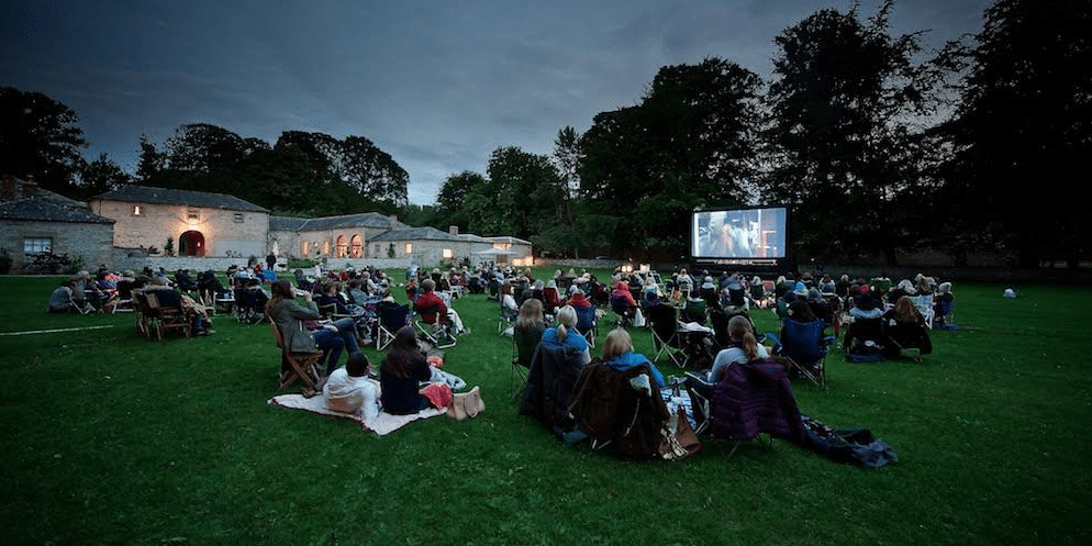 Watch The Cults to The Classics Under The Stars on a Georgian Country Estate
