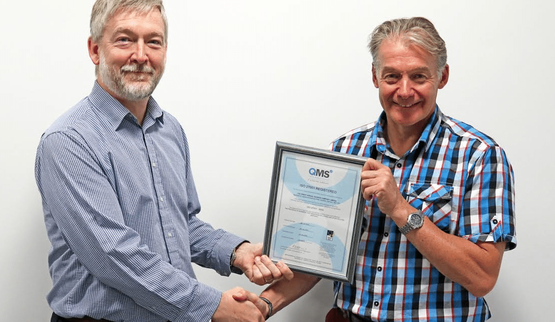 GAS continues progress as workers graduate from training scheme with flying colours