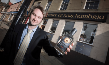 Northumberland's Historic Rum Company Launches 'White Knight'