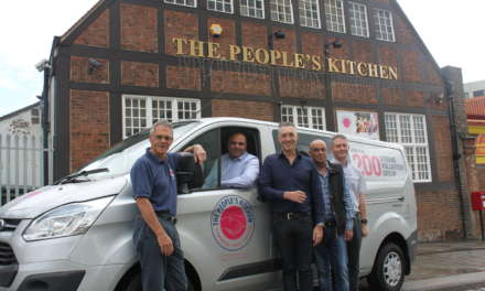 Seaham firm donate vehicle to The People's Kitchen