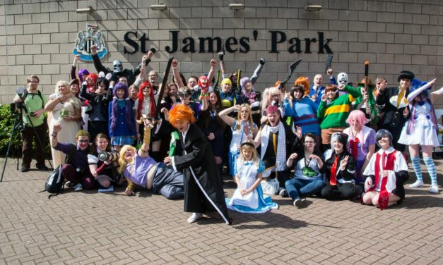SunnyCon shines on St James' Park