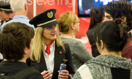 Europe's biggest aviation careers event comes to the North this weekend