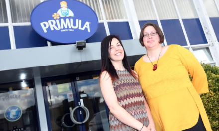 Gateshead's Primula Cheese Spreads Innovation