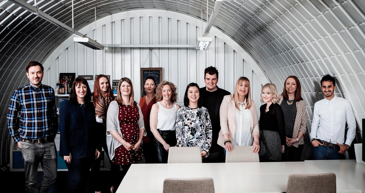 North East Agency Achieves Global Growth