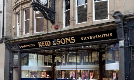 Long Standing Newcastle Jewellers given Royal Seal of Approval