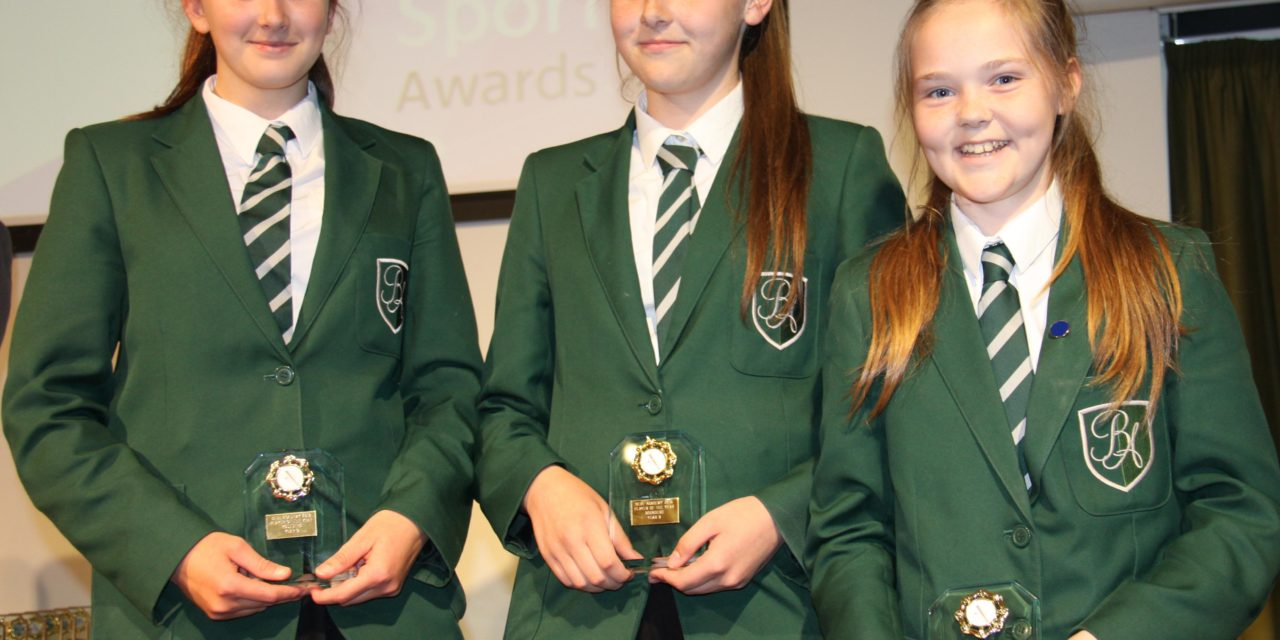 Academy's top sports students recognised at ceremony