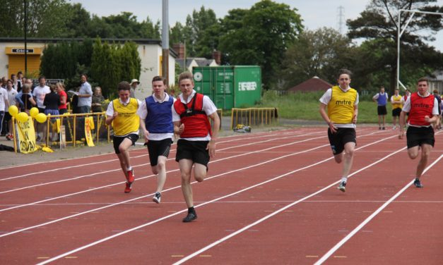 Students smash 29 records as standards soar at sports day