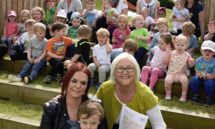 Praise for Outstanding Nursery