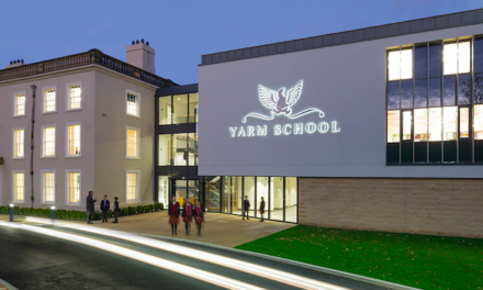 Yarm School wins award for state-of-the-art music school