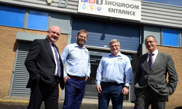 Gateshead heating and plumbing supplier tabs into growth