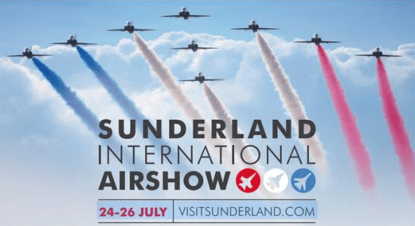 The sky's the limit with airshow hospitality