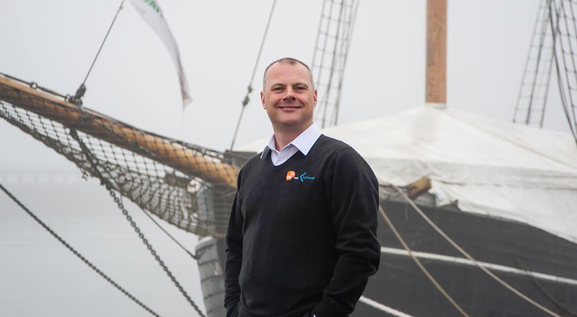 North East WiFi specialists, KBR are set to provide WiFi to 150,000 visitors at the North Sea Tall Ships Regatta in Blyth