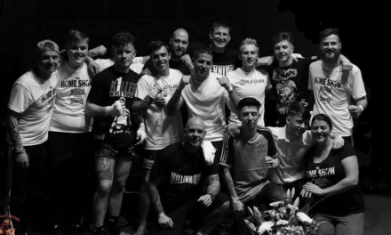 Kickboxing Show held at Blyth Sports Centre hailed as one of the Best in the World