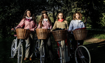 'Bard on bikes' troupe cycling to the Great North Museum for unmissable Romeo and Juliet performance