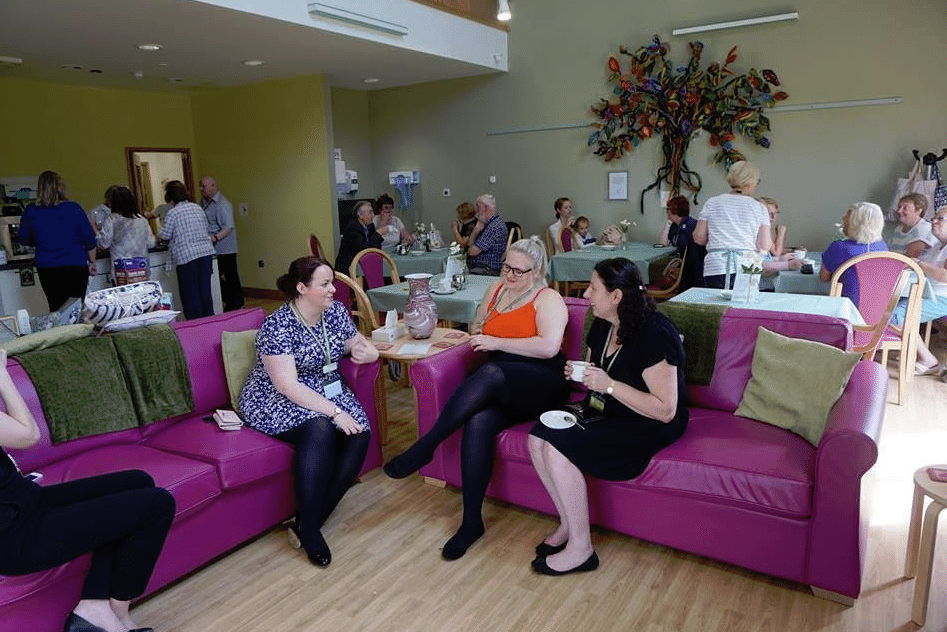New café opening in Willow Burn/Local Hospice