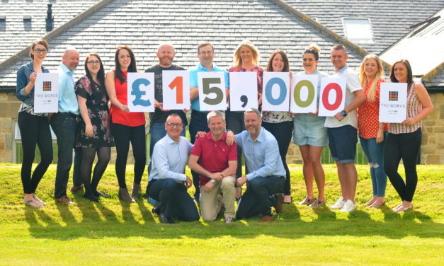 The Works beat fundraising target for milestone year in business