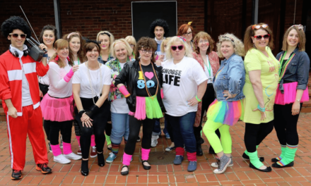 School celebrates 30 years with 80s flashback