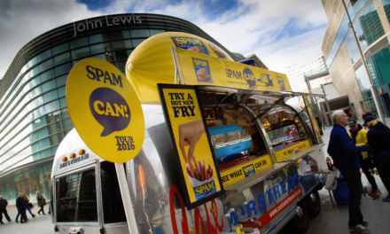 SPAM® Can Tour will be flying high in Sunderland!