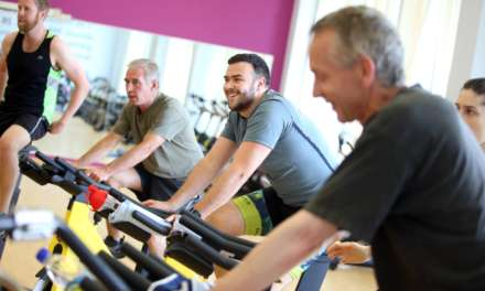 Popular fitness class gets biking boost