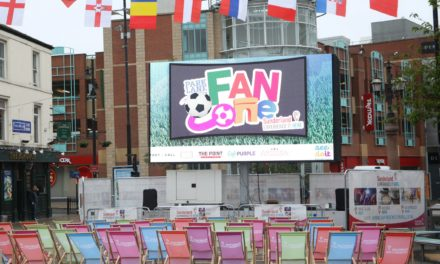 Final weekend of fanzone fun in Sunderland