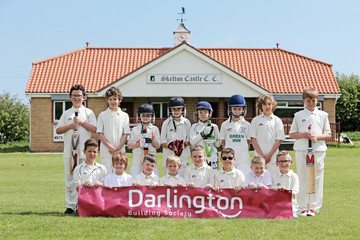 Building Society support local cricket team