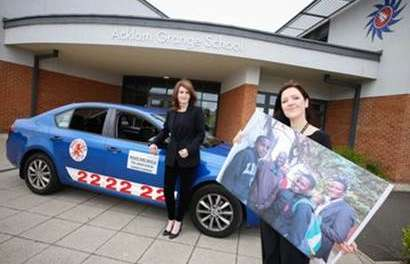 Boro Taxis to support school's charity night