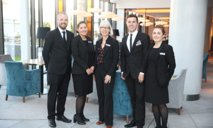 Crowne Plaza's rising stars set for career success