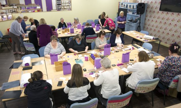 Crafter's Companion Creates some School Holiday Fun